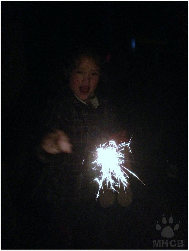 em sparkler