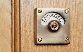 Toilet lock!