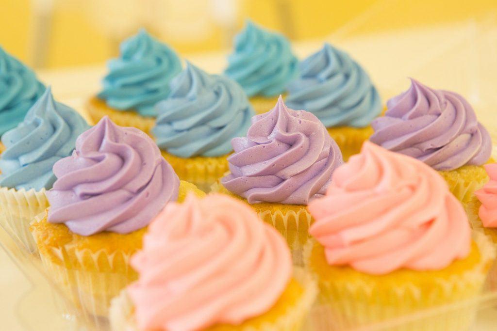 gluten & dairy free cupcake