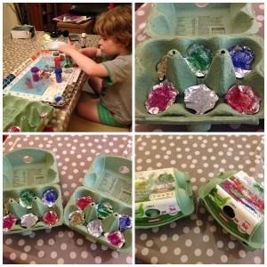 eggbox collage