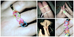 Loomband collage