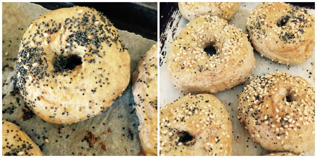 Bagelcollage