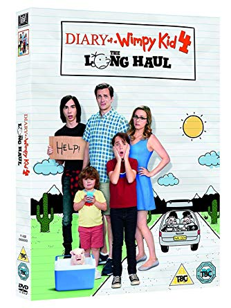 Diary Of A Wimpy Kid The Long Haul Q A With Jeff Kinney Catskidschaos