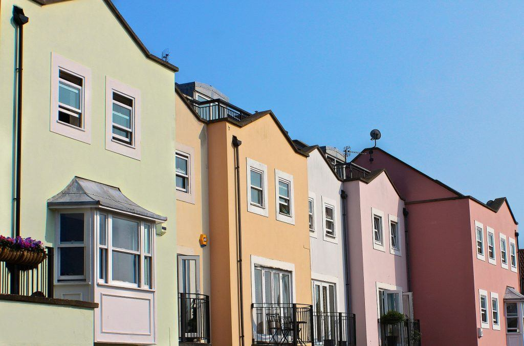 the changing housing market