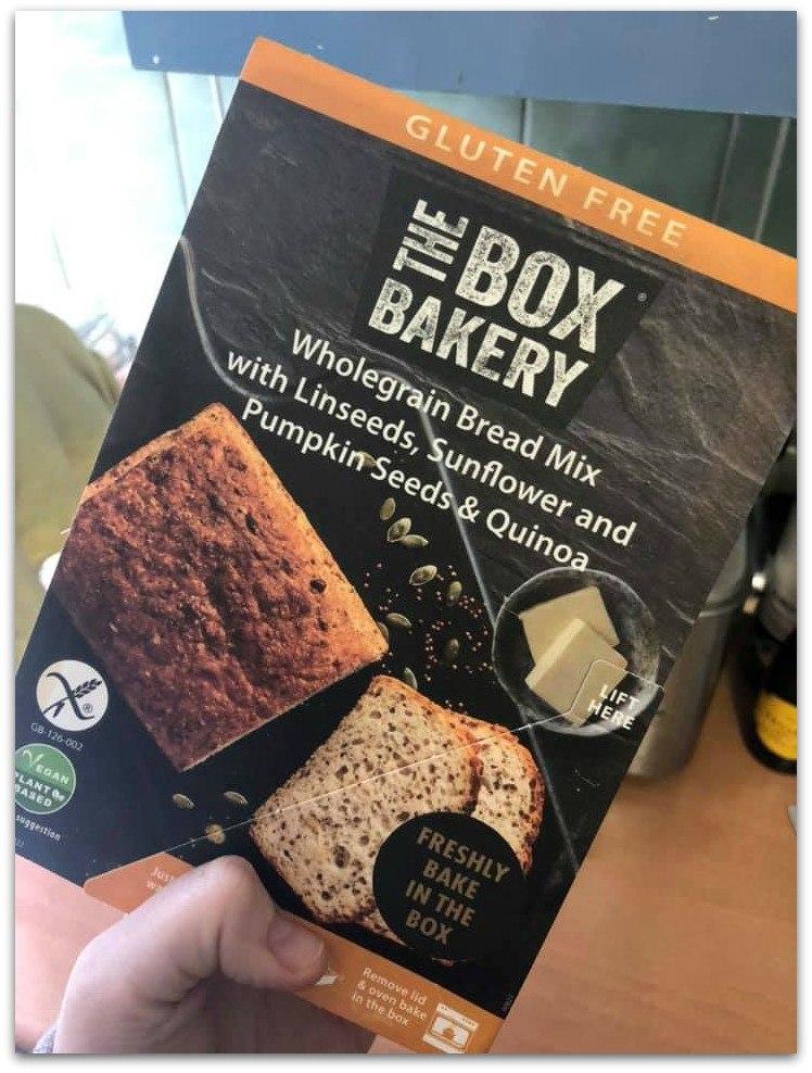 The Box Bakery