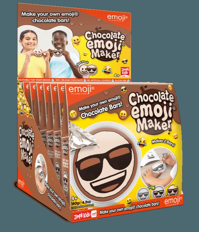 chocolate emoji