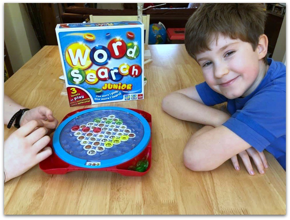 Word Search Junior