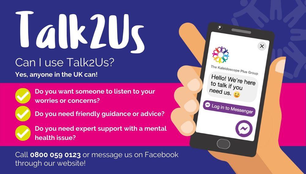 Talk2Us