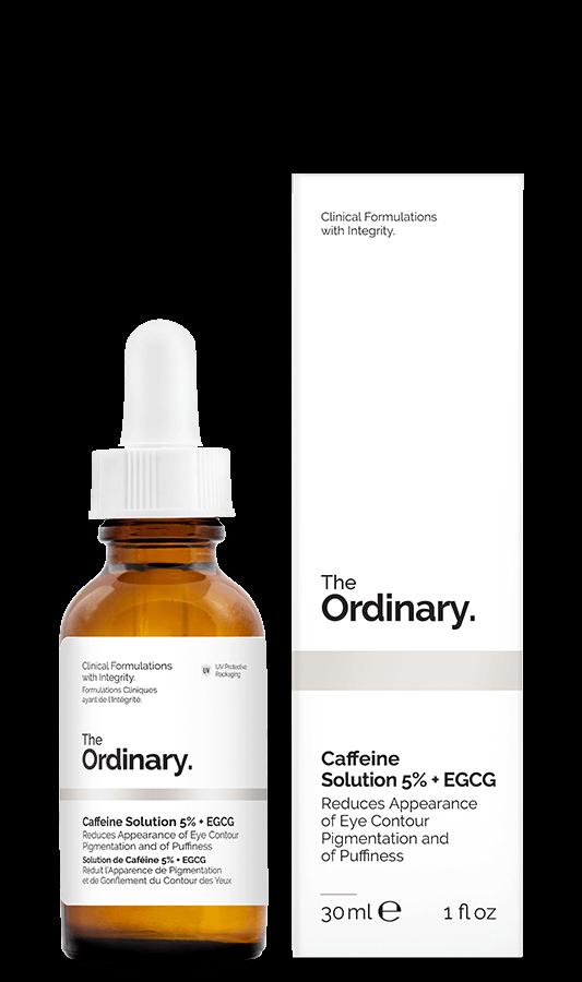 Vitamin C and Caffeine