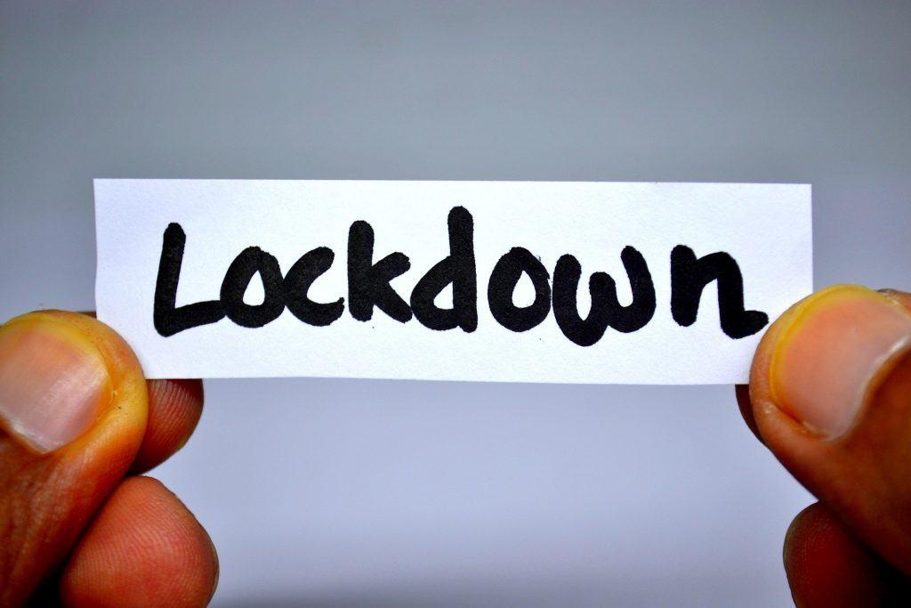 Choosing to stay in Lockdown for a little longer