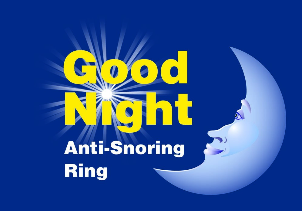 The Goodnight Anti Snoring ring