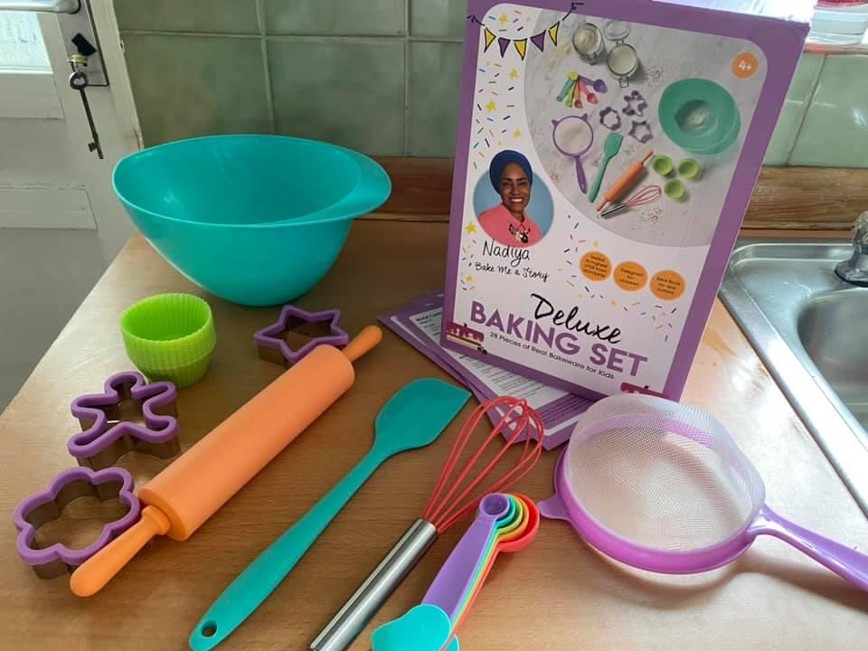 brilliant baking kit