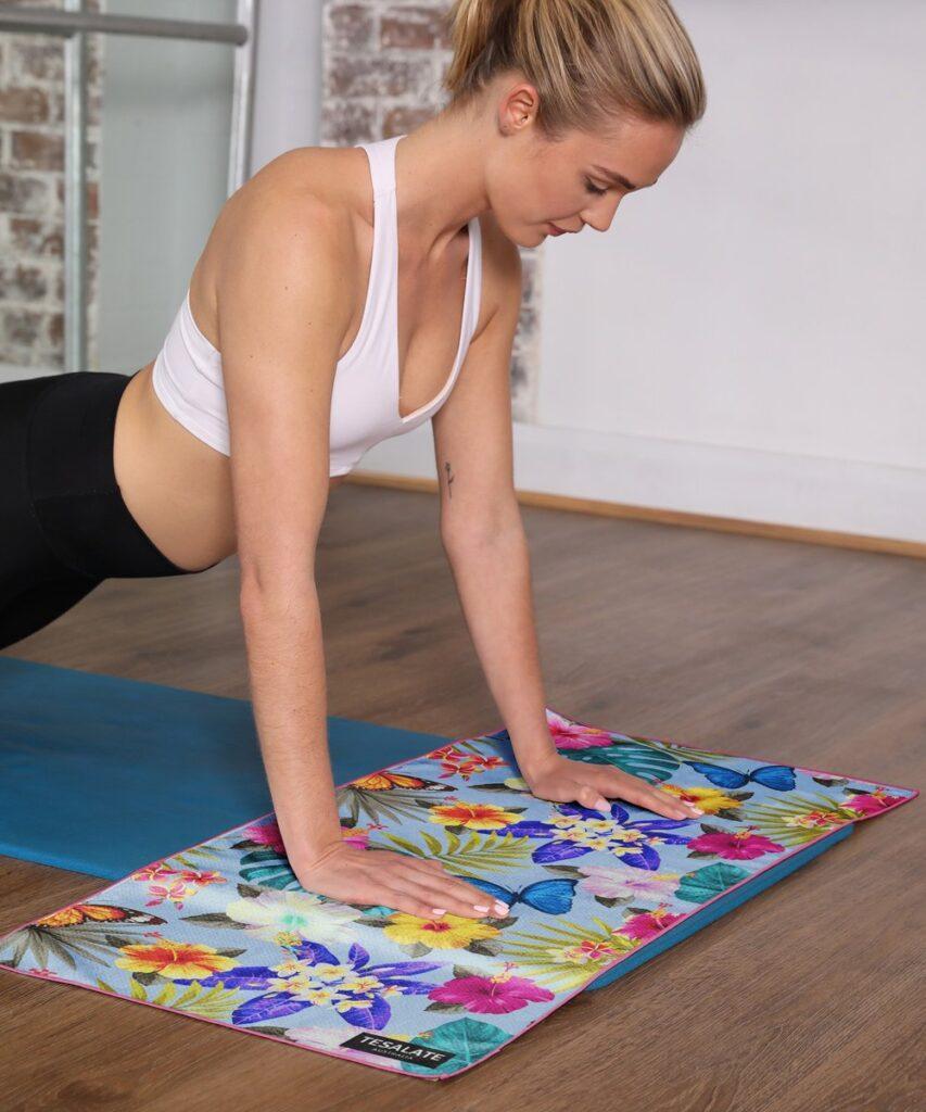 smart gym towel