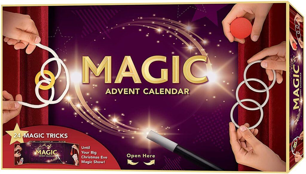 magic advent calendar